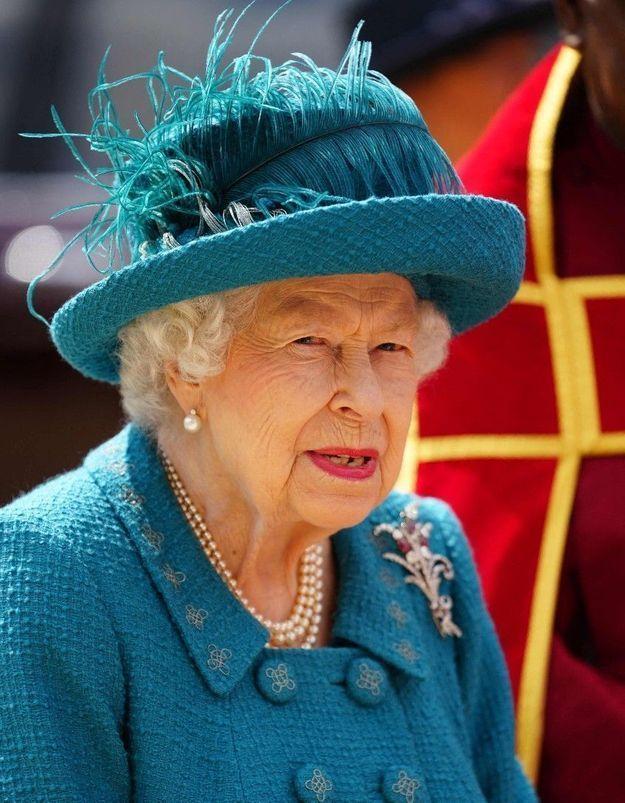 Euro 2021 : la reine Elisabeth II envoie un message inattendu à l'équipe d'Angleterre