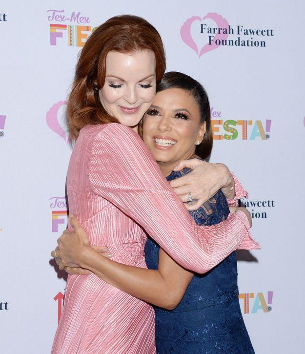 Eva Longoria et Marcia Cross : deux Desperate Housewives réunies 15 ans après