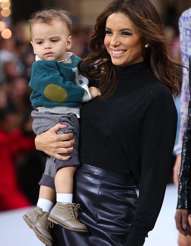 Eva Longoria : la photo craquante de son fils déguisé pour Halloween