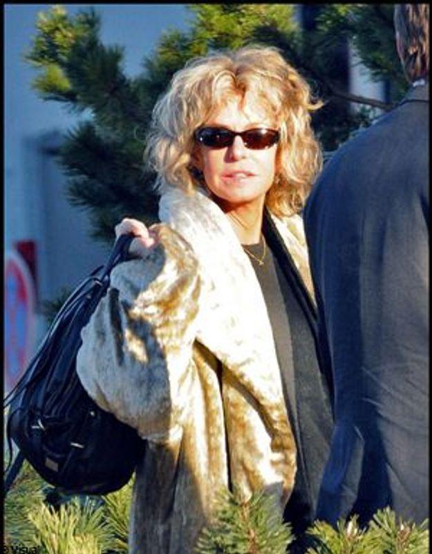 Farrah Fawcett est sortie de l'hôpital