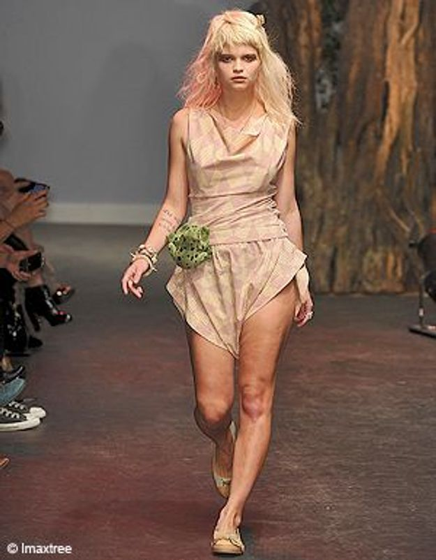 Fashion Week Londres : Pixie Geldof detrône Pamela Anderson