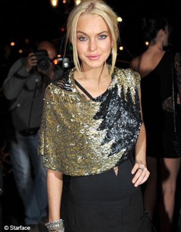 Fashion Week Paris : Lindsay Lohan parade sur son twitter