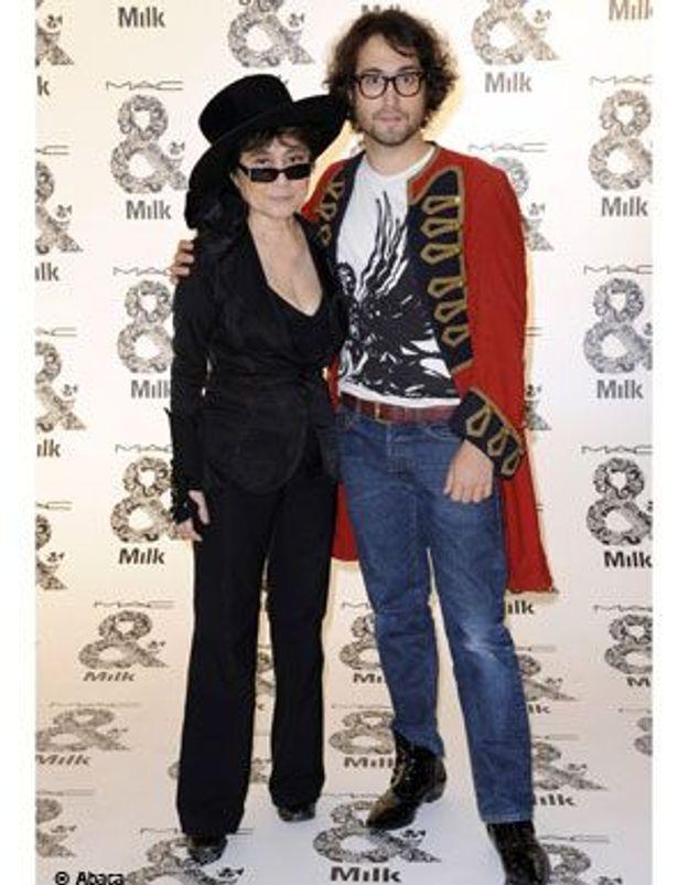 Fashion Week : Yoko Ono, star des podiums new-yorkais