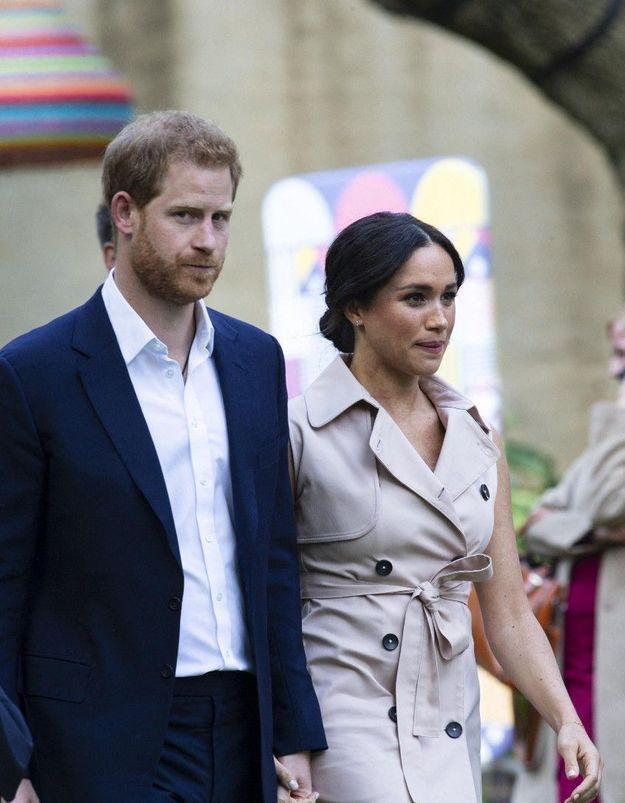 Fausse couche de Meghan Markle : le prince Harry a souhaité que sa femme se confie