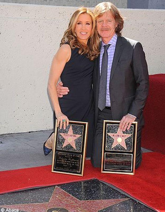 Felicity Huffman : elle reçoit son étoile sur le « Walk of fame »