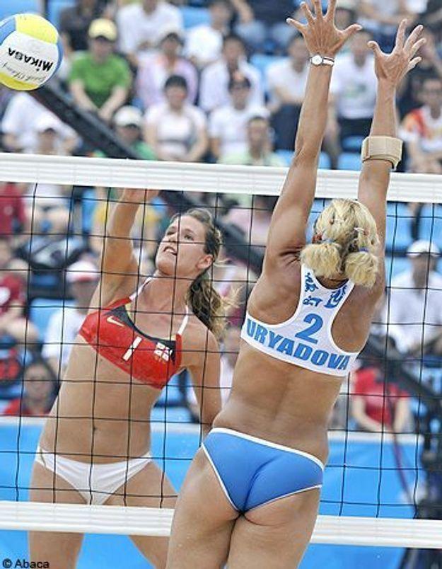 Fini le bikini pour les joueuses de beach-volley