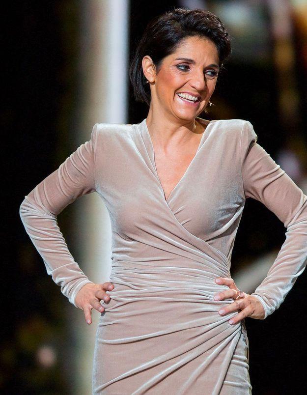 Florence Foresti fait un retour émouvant et plein d'ironie après sa prestation aux César