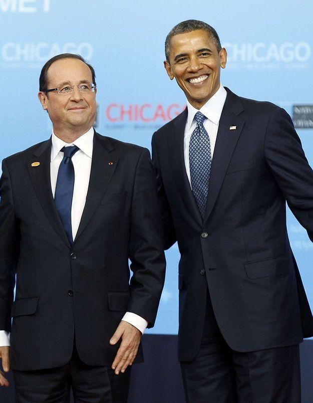 François Hollande envoie une lettre à Will et Kate