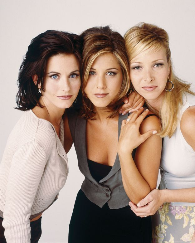 Friends : Jennifer Aniston réunie avec Courteney Cox et Lisa Kudrow, la toile s'emballe