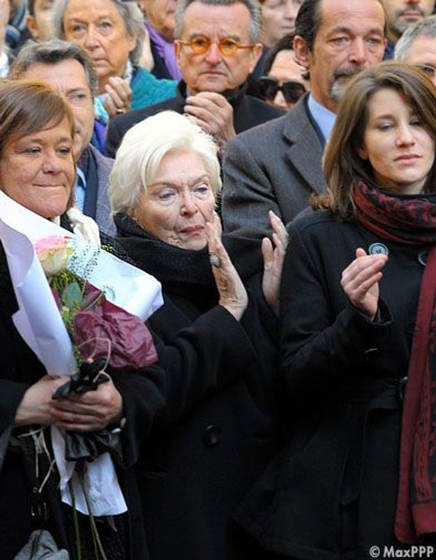 Funérailles d'Annie Girardot : l'ultime hommage