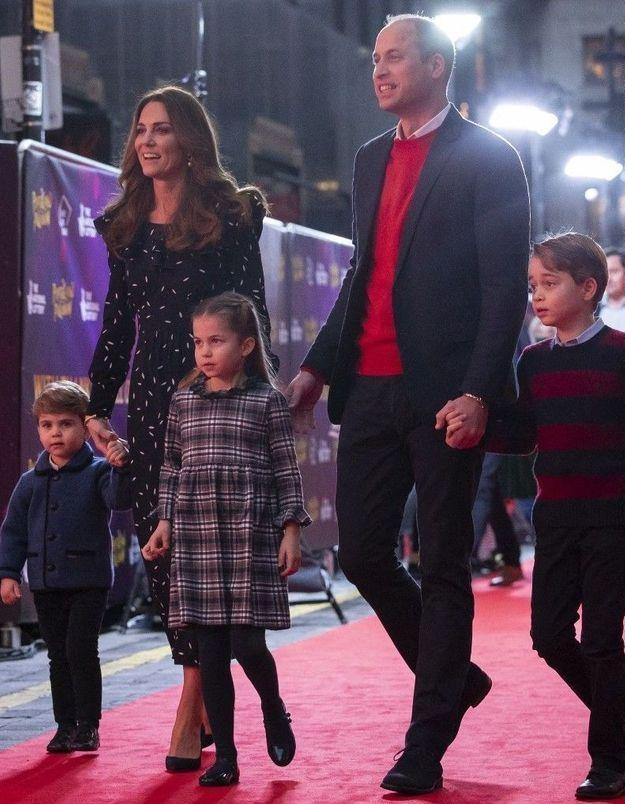 George, Charlotte et Louis : ce mot que la nounou des enfants de Kate Middleton n'a pas le droit de prononcer