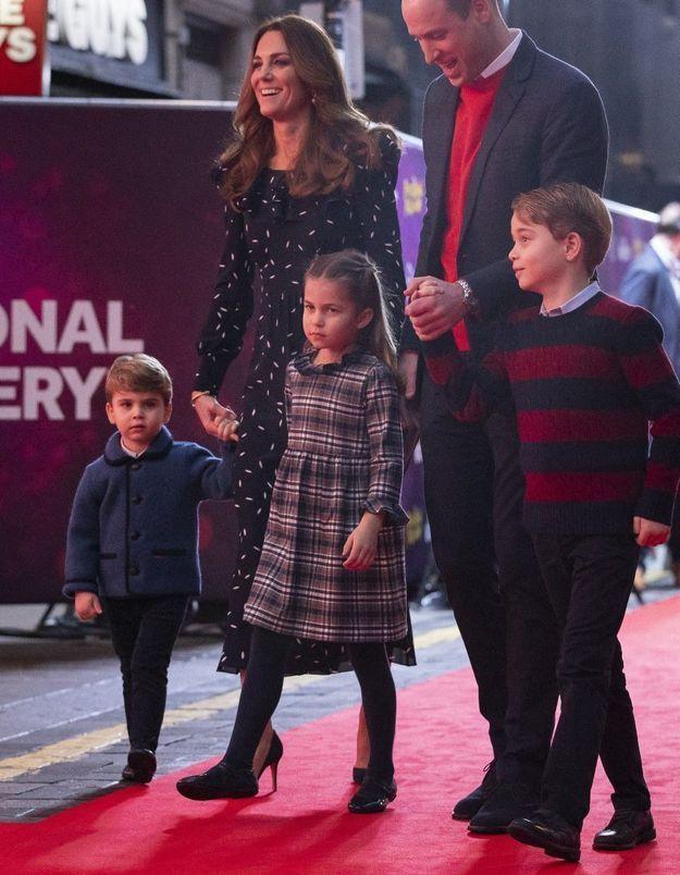 George, Charlotte et Louis : ils sont bouleversés par la mort de leur arrière-grand-père