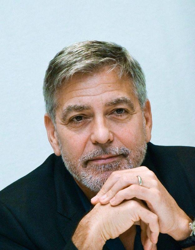 George Clooney : cette activité inattendue qu'il pratique pendant le confinement !