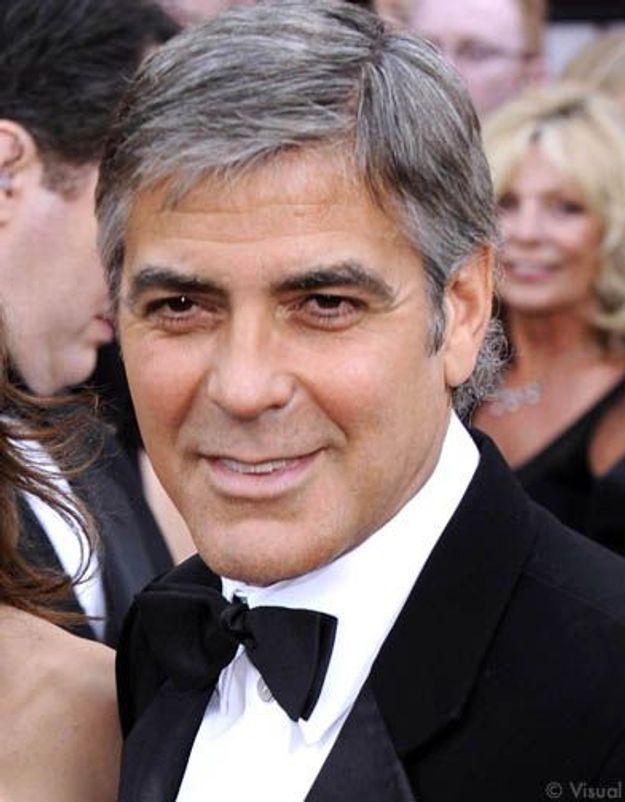 George Clooney dément les rumeurs de rupture avec Elisabetta
