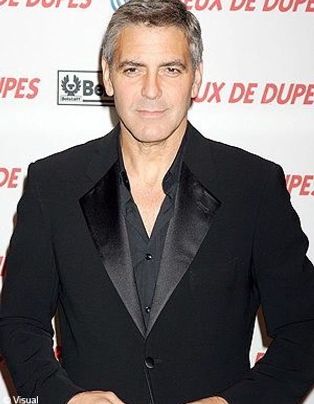 George Clooney déteste Facebook