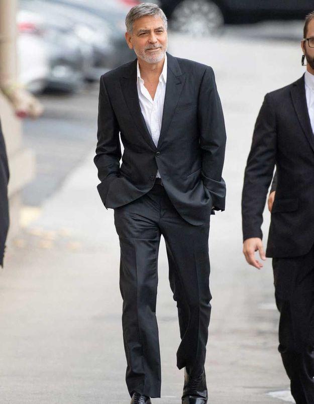 George Clooney : son message à Archie, le fils de Meghan et Harry