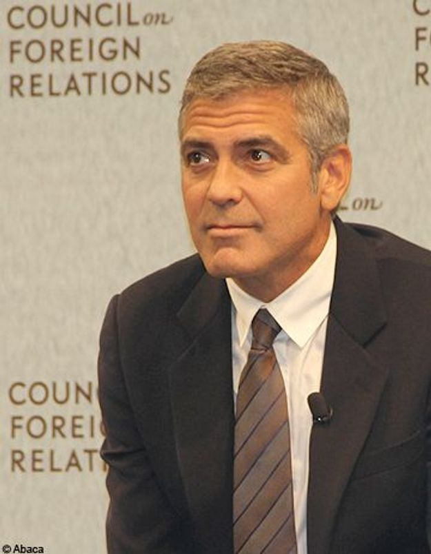 George Clooney veut espionner le Soudan