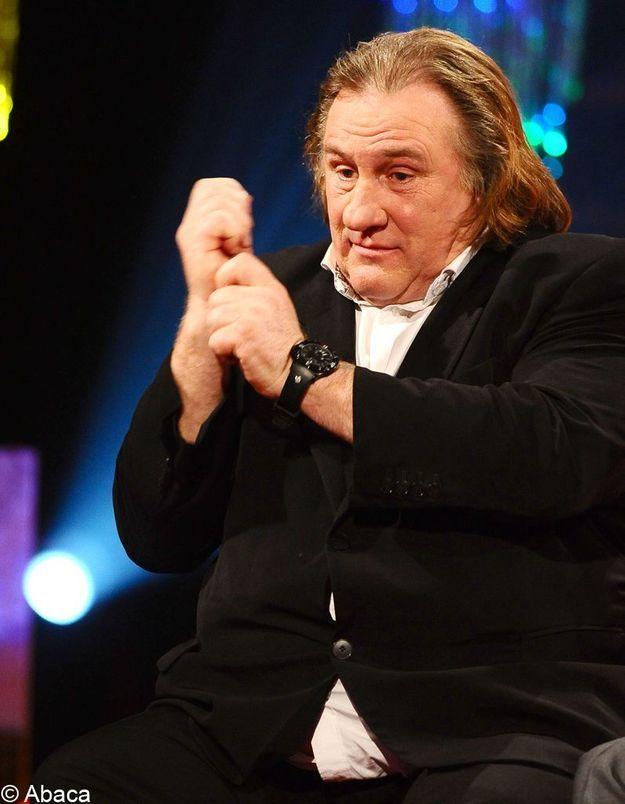 Gérard Depardieu, visé par une plainte pour coups et blessures