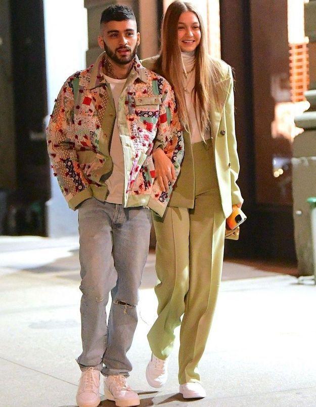Gigi Hadid et Zayn Malik : retrouvailles amoureuses pendant le confinement