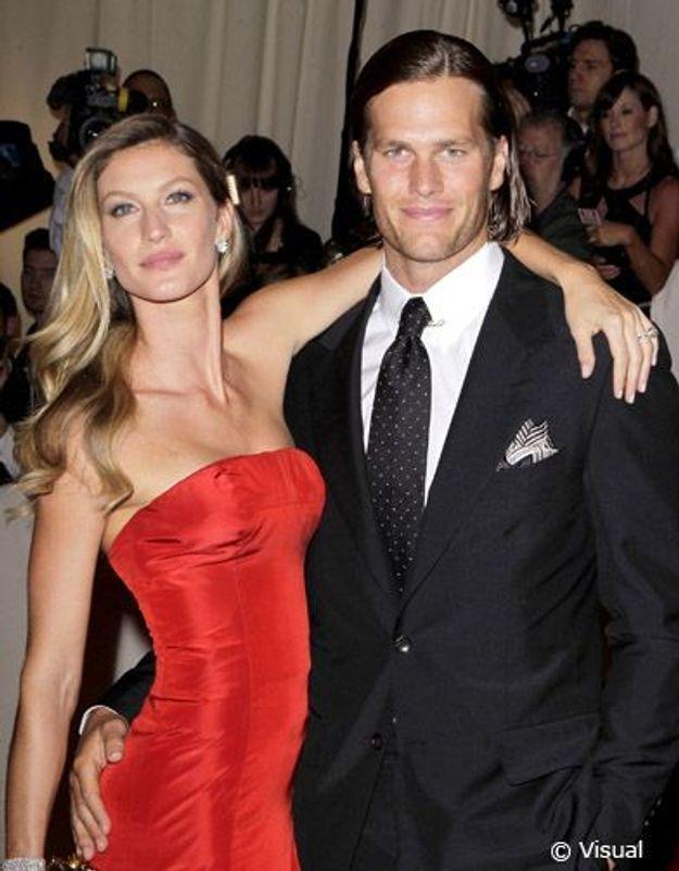 Gisele Bündchen et Tom Brady, couple de stars le plus riche