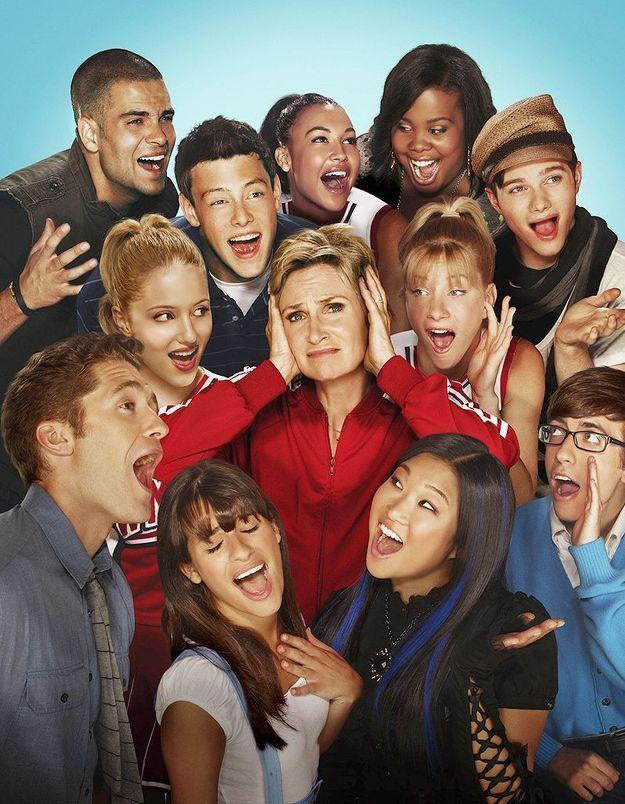 « Glee » : écoutez la playlist en hommage à Cory Monteith