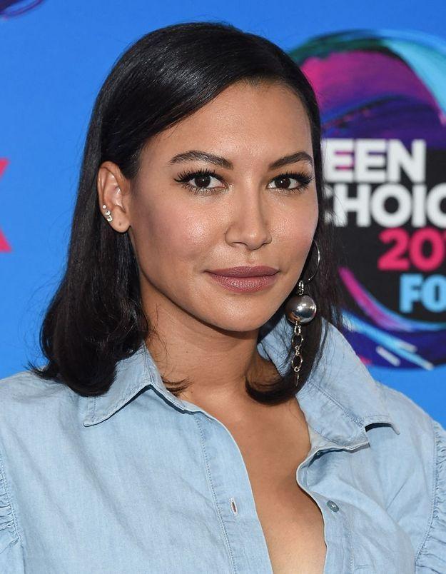 Glee : l'actrice Naya Rivera (Santana) portée disparue après une sortie en bateau