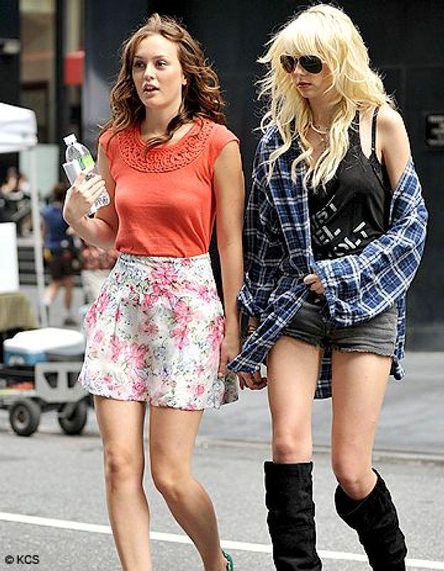 Gossip Girl : c'est la guerre entre les actrices !