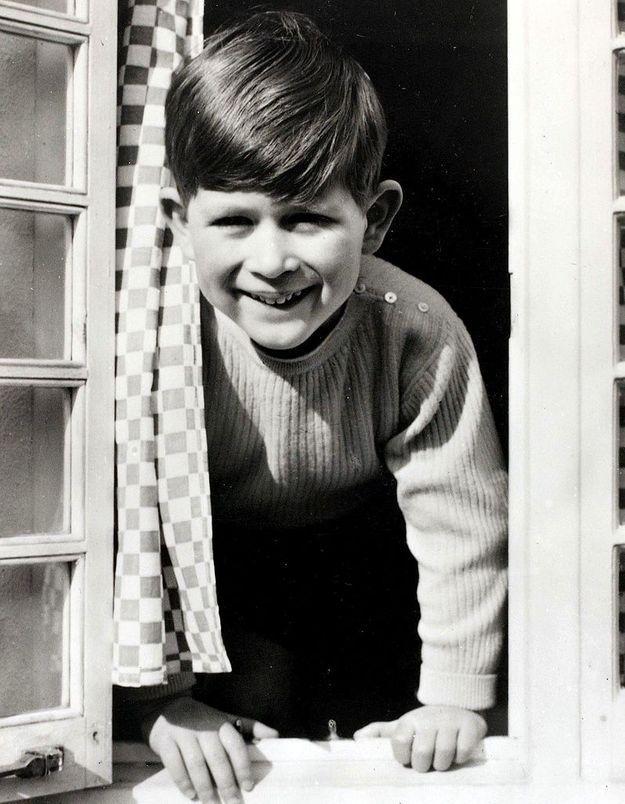 Grandir à Buckingham : il était une fois, trois enfants rois