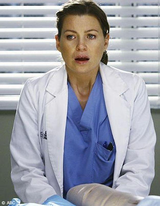 « Grey's Anatomy » : Meredith s'en va…