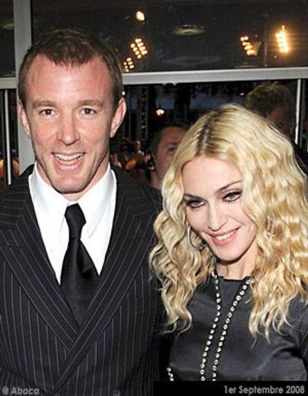 Guy Ritchie au secours de Madonna
