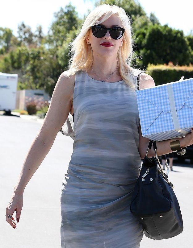 Gwen Stefanienceinte, la photo qui confirme la grossesse