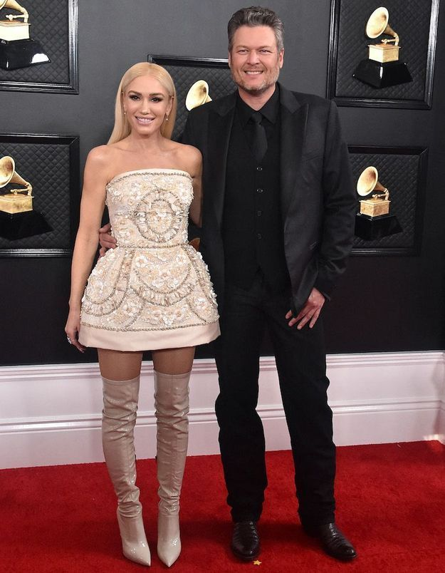 Gwen Stefani est fiancée