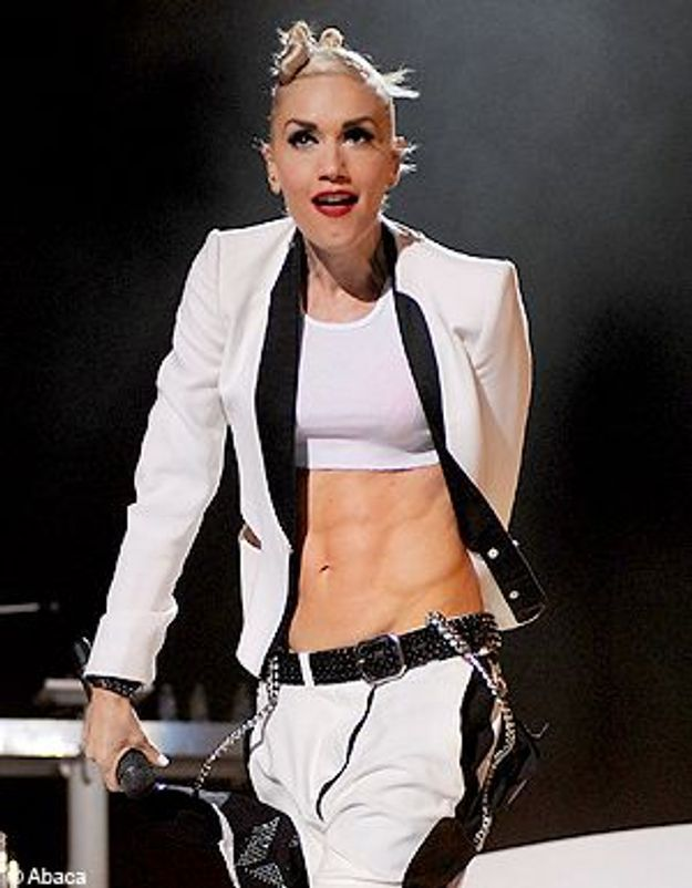 Gwen Stefani, la métamorphose