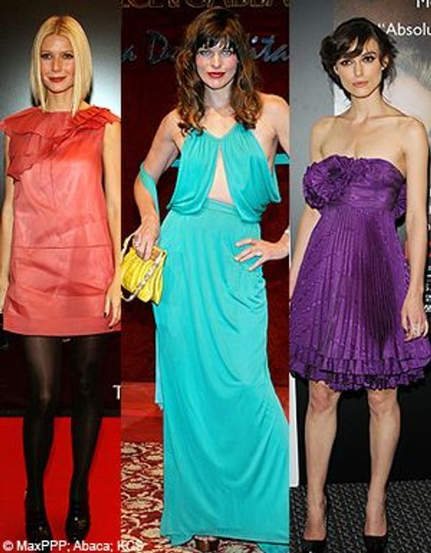 Gwyneth Paltrow, grande gagnante des Best dressed 2008