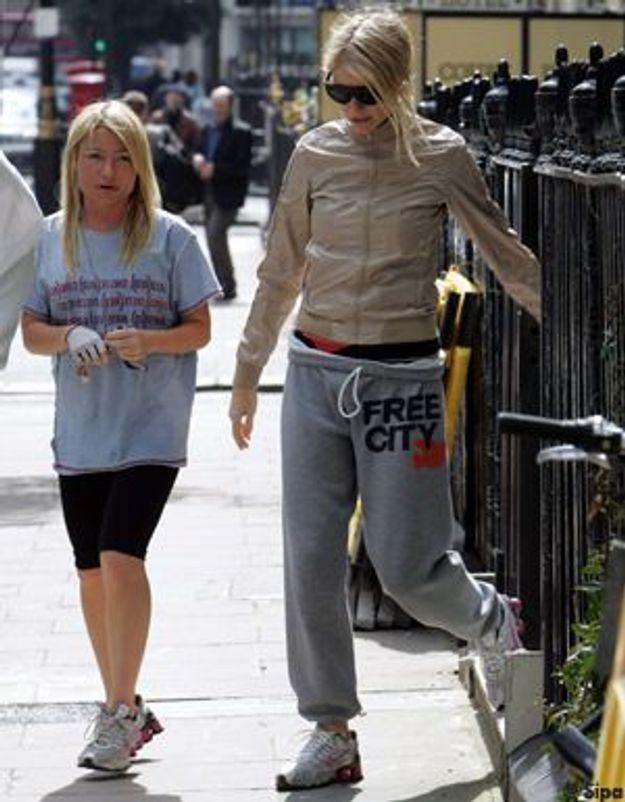 Gwyneth Paltrow joue les business woman