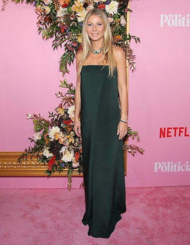 Gwyneth Paltrow pose entièrement nue pour fêter son anniversaire