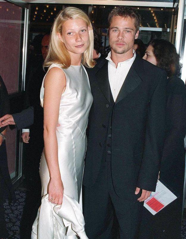 Gwyneth Paltrow se confie sur sa relation avec Brad Pitt