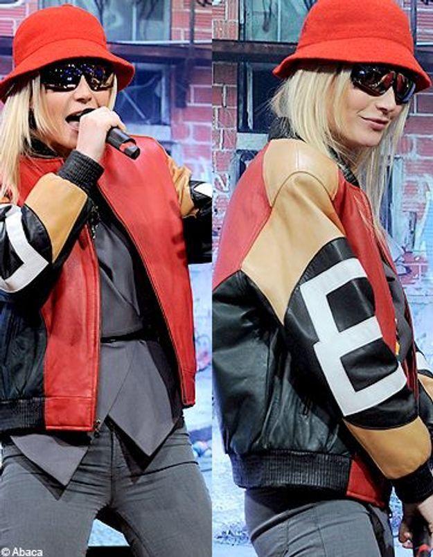 Gwyneth Paltrow se met au rap !