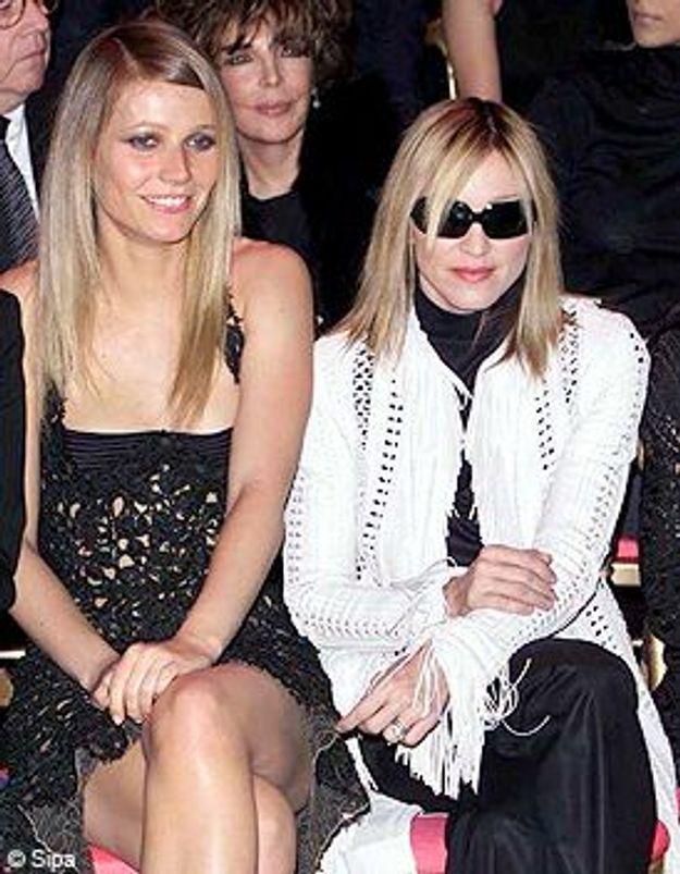 Gwyneth Paltrow soutient son amie Madonna