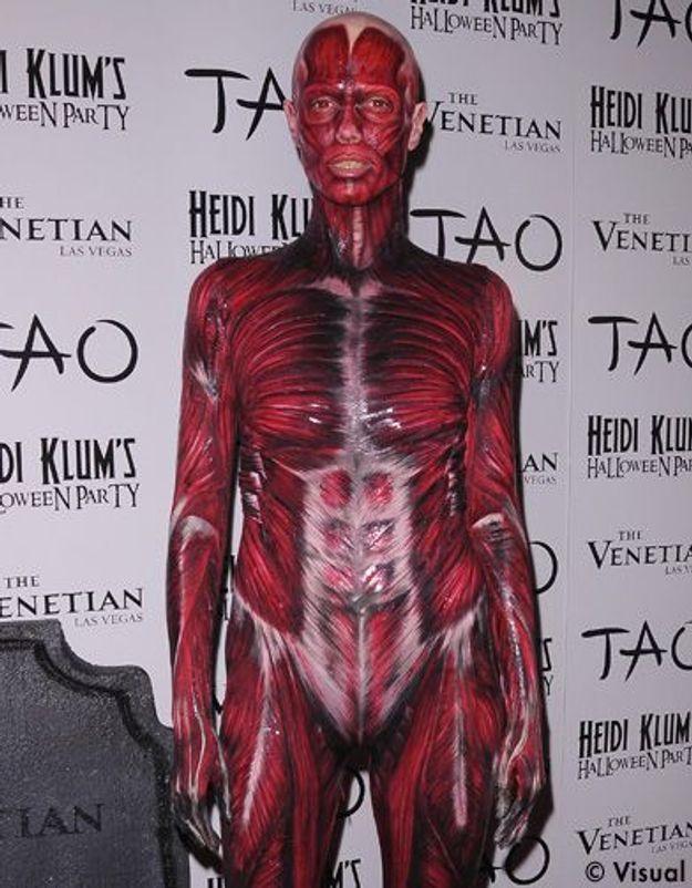 Halloween : Heidi Klum remporte la palme !