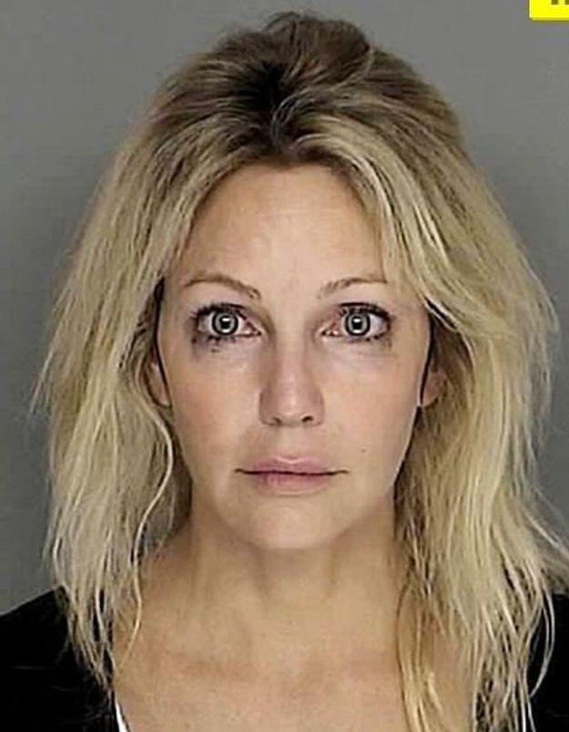 Heather Locklear, la star de « Melrose Place » arrêtée pour avoir attaqué des policiers