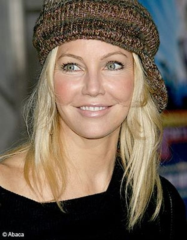 "Heather Locklear dit non au nouveau ""Melrose Place"""