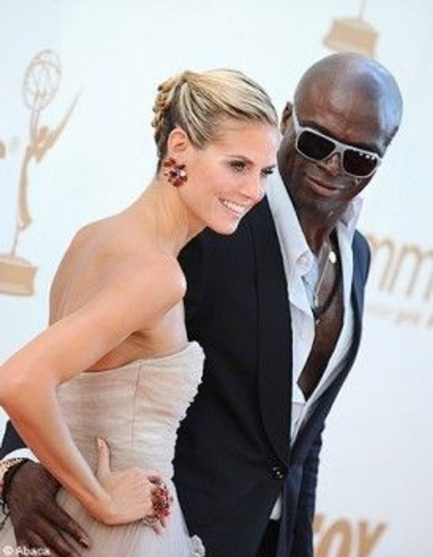 Heidi Klum et Seal : la demande de divorce a été déposée