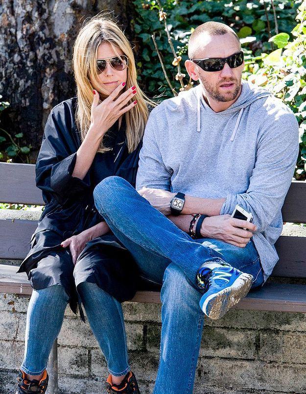 Heidi Klum : met-elle son couple en péril ?