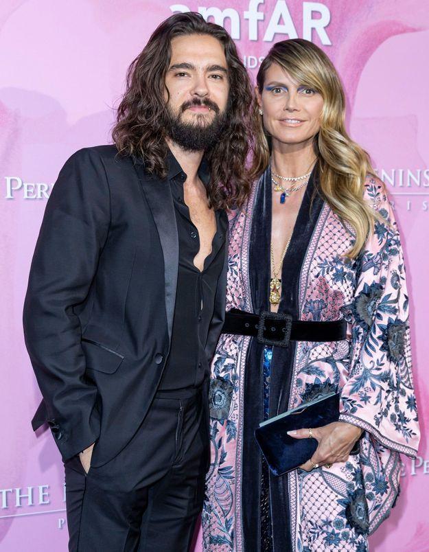 Heidi Klum : son mariage secret avec Tom Kaulitz de Tokio Hotel