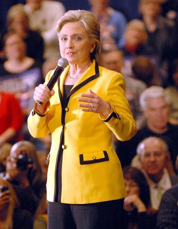 Hillary Clinton veut être candidate à la présidentielle
