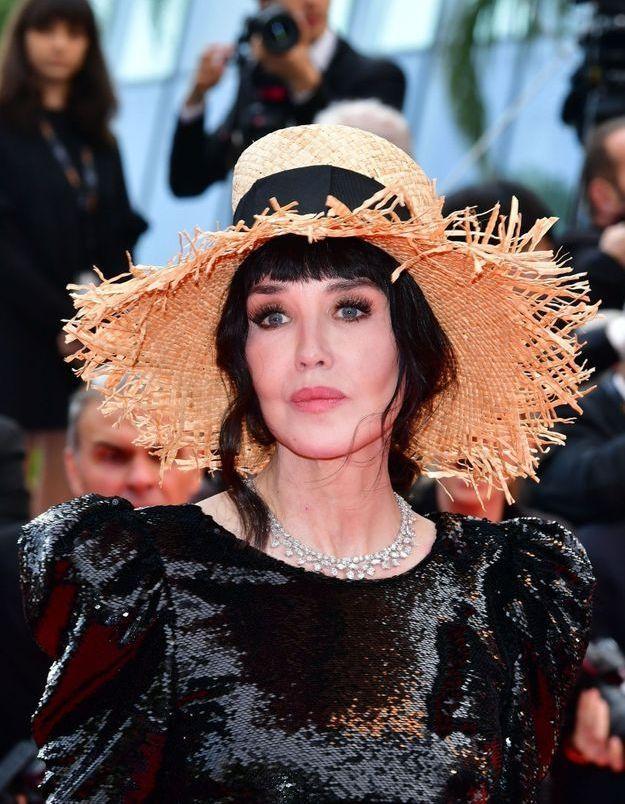 Isabelle Adjani : balade ensoleillée dans Paris avec son fils Gabriel-Kane