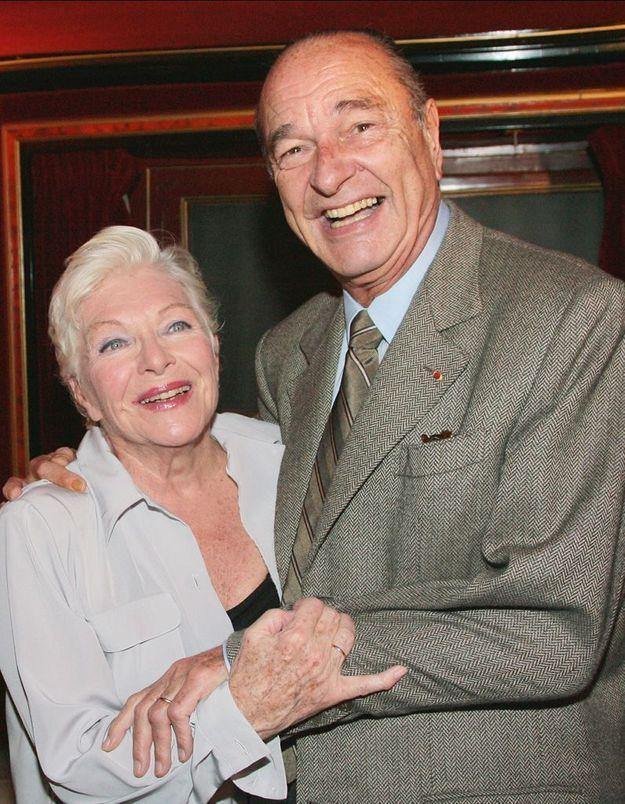 Jacques Chirac : Line Renaud évoque les derniers instants du président avec sa famille