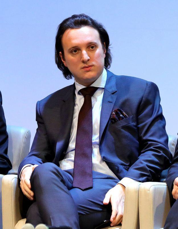 Jacques Chirac : Martin, ce petit fils adoré