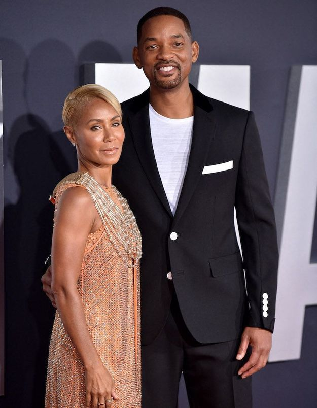 Jada Pinkett Smith confirme avoir eu une relation extra-conjugale